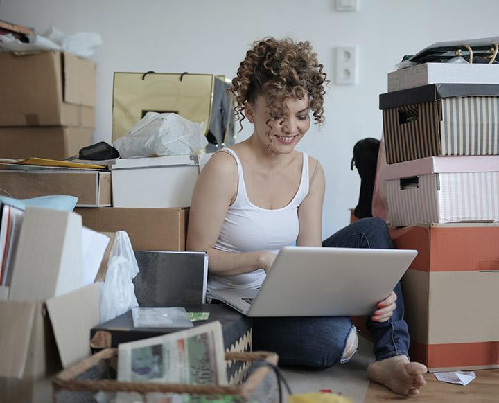 Cómo ordenar un trastero de alquiler