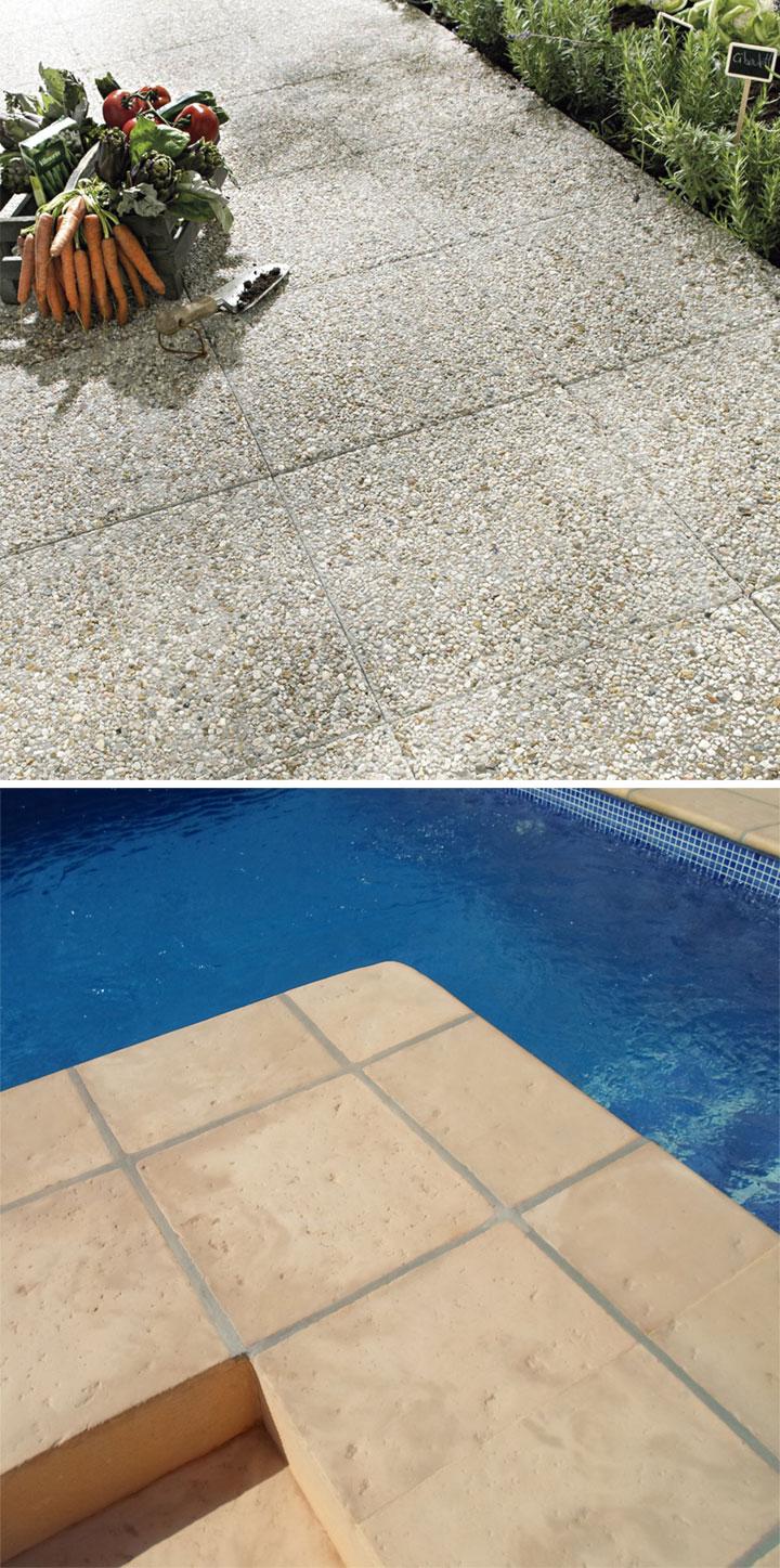 Catálogo suelos de exterior Bricodepot