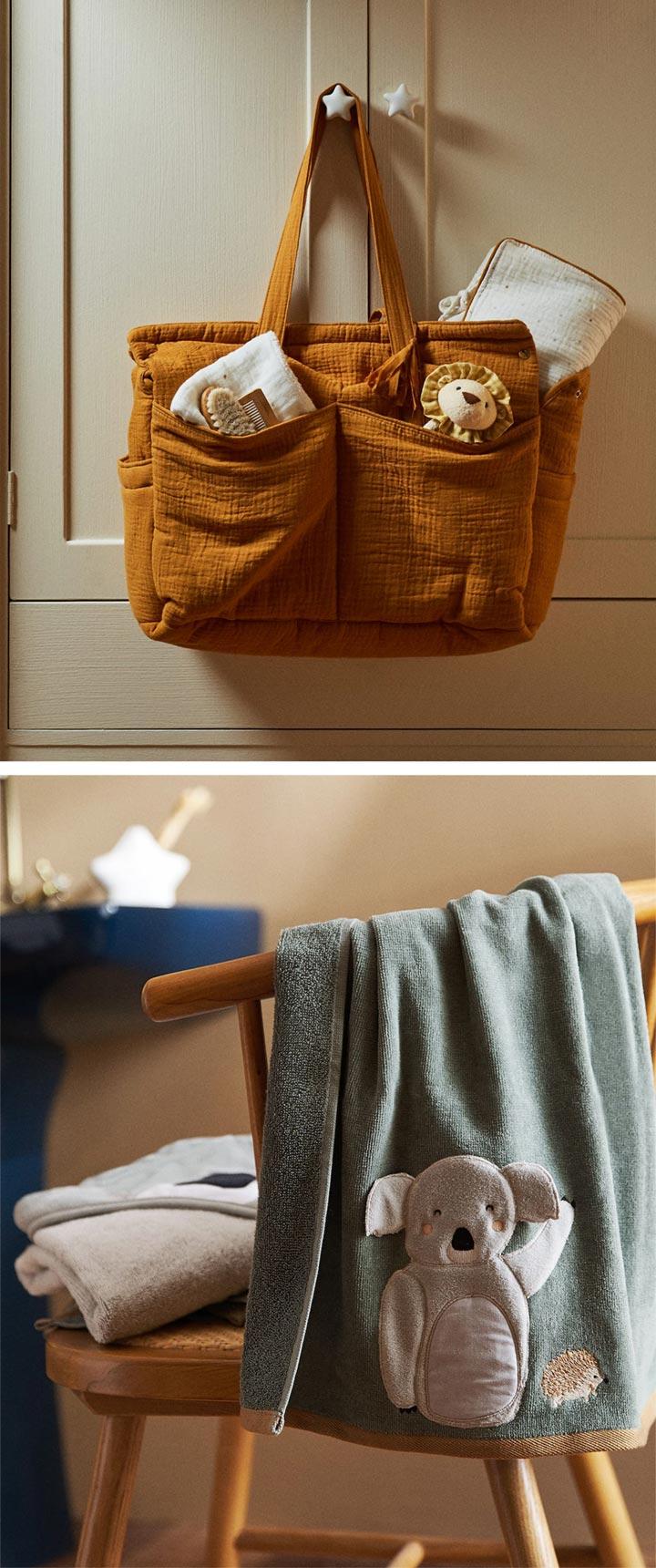 Zara Home catálogo de maternidad