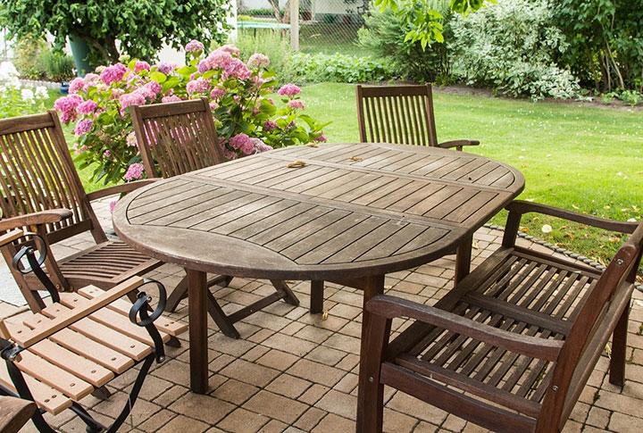 Cómo elegir los muebles del jardín de casa