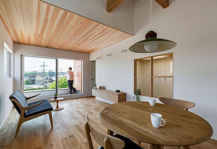 Decoración minimalista para vender un piso