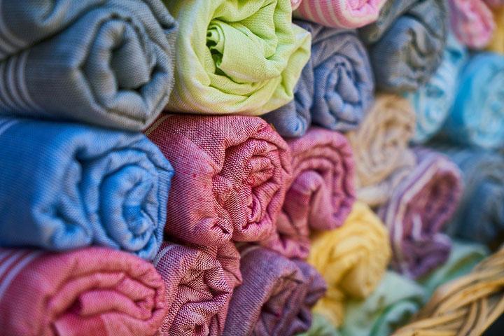 Paños y telares en decoración