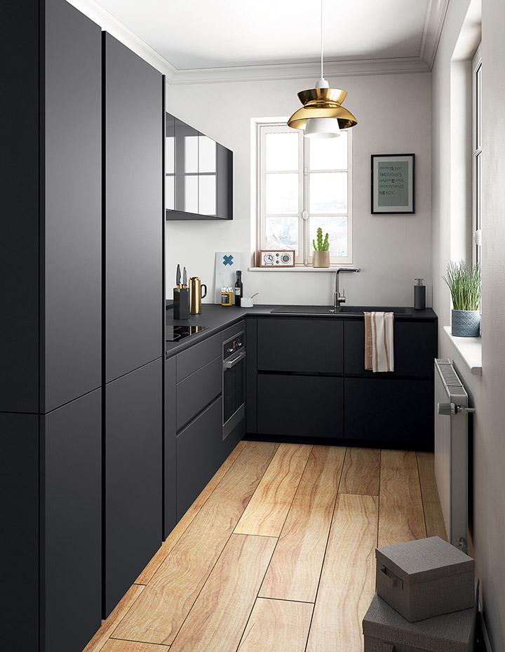 Ideas y fotos de cocinas de diseño pequeñas